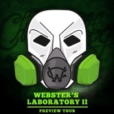 """Chris Webby """"Laboratory ll Preview Tour"""""""
