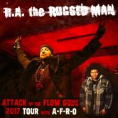 R.A. The Rugged Man + A.F.R.O