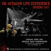 Dr. Octagon: Live Experience (Kool Keith, Dan The Automator, Dj Qbert)