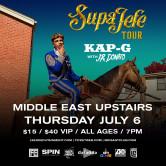 """Kap G """"Supa Jefe"""" Tour"""