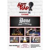 The Art of Rap Tour: Bone Thugs-N-Harmony, Ghostface, Raekwon, Slick Rick, EPMD, Rakim