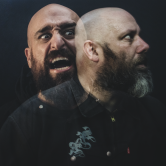 The Epic Beard Men (Sage Francis & B.Dolan)