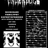 Underground Underdogs with Shinigami, familypet, 93feetofsmoke