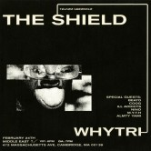 """WHYTRI """"The Shield"""""""