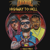 """Doobie """"Highway to Hell North American Tour 2019″"""