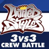 "Floorlords 38th Year Anniv.  ""United Styles 3VS3 Crew Battle """