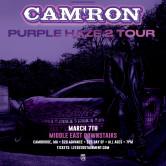 """Cam'ron """"Purple Haze 2 Tour"""""""